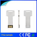 2016 선전용 선물 금속 키 모양 USB Pendrive