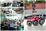 "Miúdos de equilíbrio do ""trotinette"" do auto da venda por atacado da fábrica de Topwheel Shenzhen do tipo de Hx"