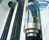 Elevatore facente un giro turistico dell'elevatore di osservazione panoramica approvata
