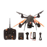 GPS 915MHz 무선 원격 측정법 장비 2.4G 8CH RC 전송기를 가진 RTF Eachine 초기 E350 Quadcopter