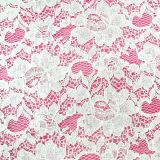 tela del cordón del bordado de la materia textil de los accesorios de la ropa de la manera 2016new