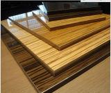 Kitchen Cabinet를 위한 Glossy 높은 UV MDF Board