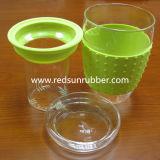 Glass Cup를 위한 실리콘 Sleeve