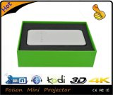Mini projecteur 3D intelligent avec Phone/PC/TV sec