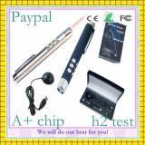 Azionamento promozionale della penna del USB di sport dell'indicatore del laser di alta qualità (GC-P005)
