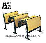 접힌 움직일 수 없는 학교 책상 및 의자 (BZ-0102)