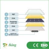 painel solar Semi-Flexível de 50W18V Sunpower para a potência solar Ssytem