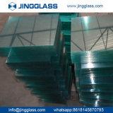 Kundenspezifische Sicherheits-Aufbau ausgeglichene abgehärtete flache Tafelglas-Fenster-Tür