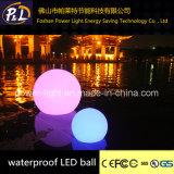 색깔 변화 옥외 방수 LED 수영장 라운드 볼