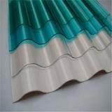 Hoja plástica acanalada del policarbonato