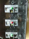 Un interruttore dei 3 tasti per l'apri del portello e l'otturatore industriali 0021 del rullo