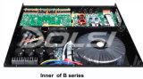 2チャネル2u 1300WクラスTdのプロ可聴周波専門の電力増幅器