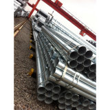 1/2inch Hot Dipped Galvanized Steel Pipes Made a Tianjin Cina