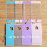 Glace Tempered Shimmering protecteur d'écran de les deux côtés pour le plus de l'iPhone 6/6s en stock
