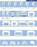 Placas da agulha para a máquina de costura (SIRUBA)