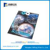 Pertfect Binding Magazine Printing with Cover Laminated