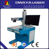Watch Back Lids Metal와 Hard Plastic를 위한 섬유 Laser Marking Machine