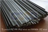 Soldadura plástica Rod del PVC para el equipo industrial
