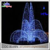 Weihnachtsbrunnen-Licht der im FreienLeistungs-weißes LED Unterwasser-LED