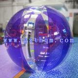Billes de marche de l'eau gonflable transparente de tailles importantes