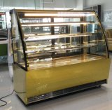 Regal-Kuchen-Schaukasten des Edelstahl-2