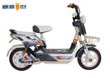 Grosser Sattel-Pendler-elektrisches Fahrrad, elektrische Roller-Fahrräder für Erwachsene