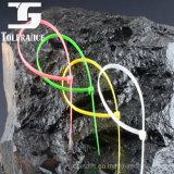 Diverse Grootte van hoge Prestaties van de Zelfsluitende Nylon Band van de Kabel
