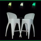 Стула стула СИД стула PE стул пластичного накаляя