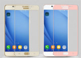 Frotter le protecteur d'écran de Tempere d'Anti-Empreinte digitale de HD pour la glace pleine page S6 S6edge 9h de dureté anti-éclatement de Samsung (XSPB-005)