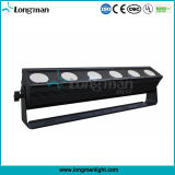 Im Freien6x25w Rgbaw DMX LED Wall Washer Light Bar für Stage
