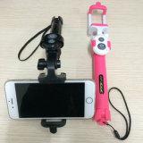 Bluetooth Selfie Stock mit MiniMonopod Stativ für Telefon