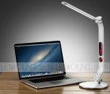 Tisch-Lampe der Aluminiumlegierung-LED mit Alarmuhr (LTB028)