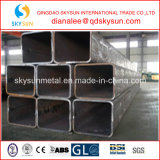 400mm*400mm*25mm Super Thick Wall Thickness Sqaure Steel Pipe