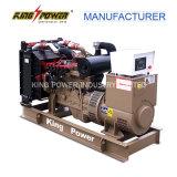 gerador importado do biogás de 250kw Doosan (motor) com radiador original