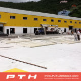 Пакгауз/фабрика/мастерская стальной структуры