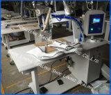 Máquina elástica da selagem do ar quente da tela para a fita 3-Layer da emenda