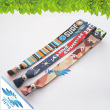 Kundenspezifisches Sublimation Wristband mit Plastic Lock
