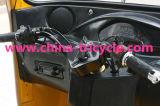 中心エンジン(DTR-11B)を搭載する中国の新しい人力車