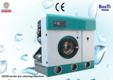 Máquina completamente fechada 8kg da tinturaria - 20kg