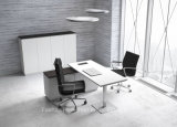 Manager moderno Executive Desk para Office Furniture (HF-ZTMF2111)