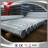 Galvanized Welded Steel Tubulação com fabricante Youfa