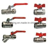 MessingBall Valve mit Certificate - Press Valve (Q11F-16T B)