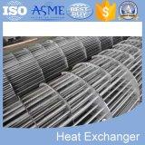 最も売れ行きの良いのステンレス鋼の管およびシェルの熱交換器