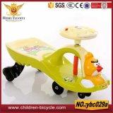 Assento forte com brinquedos de urso Plastic Baby Swing Car