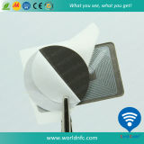 RFID I-Code Sli-S etiqueta de la etiqueta en el metal