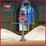 Sfera Shape Street Light con Snowflake Patterns per Christmas