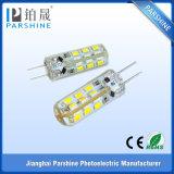 Bulbo quente G4 do diodo emissor de luz da C.C. 1.5W das vendas 12V da tecnologia de Lastest