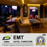 Mobília presidencial do quarto do hotel moderno da estrela do estilo ajustada (EMT-HTB05-3)