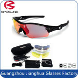 工場卸し売り影響が大きいUV400屋外スポーツのサングラス