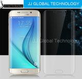Protecteur 2016 d'écran incurvé par 3D en verre Tempered de la couverture totale 9h de Hotsales pour le bord S7/S7 de galaxie de Samsung